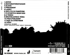 para cd cover BZ Version 2