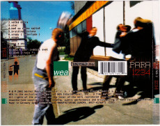 para cd cover 1234 Version 2